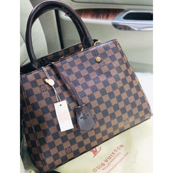 LOUIS VUITTON MONTAIGNE WITH LOCK