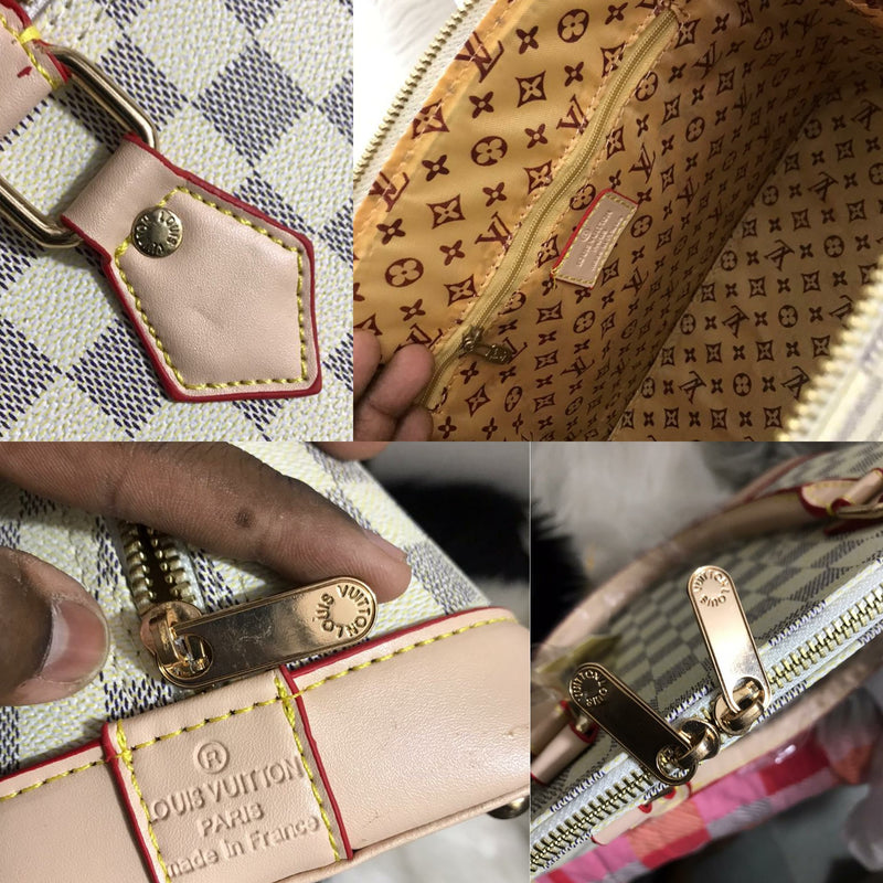 LOUIS VUITTON ALMA PM WOMEN'S BAG
