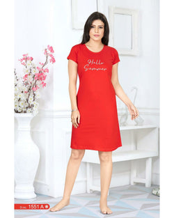 Nightwear  - Red