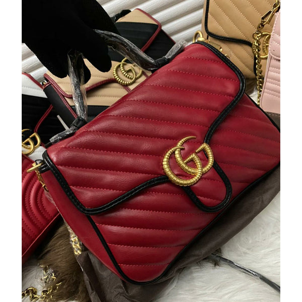 GUCCI GG MARMONT SLING