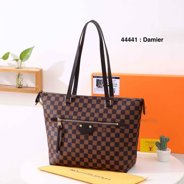 Louis Vuitton 44441 Damier Tote With Box