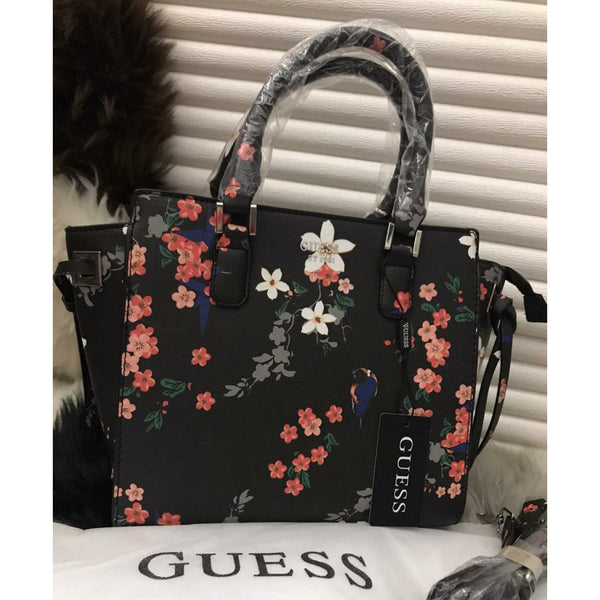 Guess Floral Mini Handbag