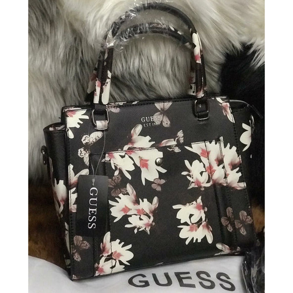Guess Handbag With Button