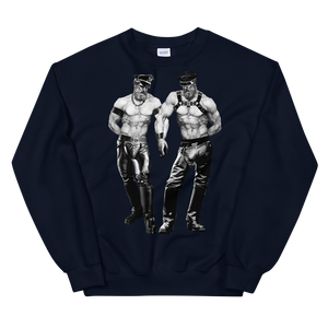 Leather Hercules Daddies • Sweatshirt