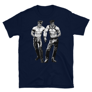 Hercules Leather Daddy • T-Shirt