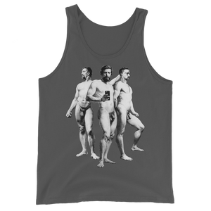 Throuple • Tank Top
