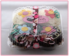 Assorted Cupcakes, 4 pk