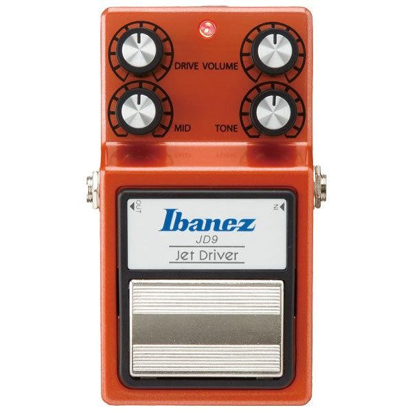Ibanez JD9 Jet Driver Distortion FX Pedal