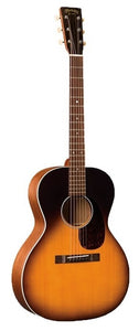 MARTIN 00L-17SE WHISKEY SUNSET