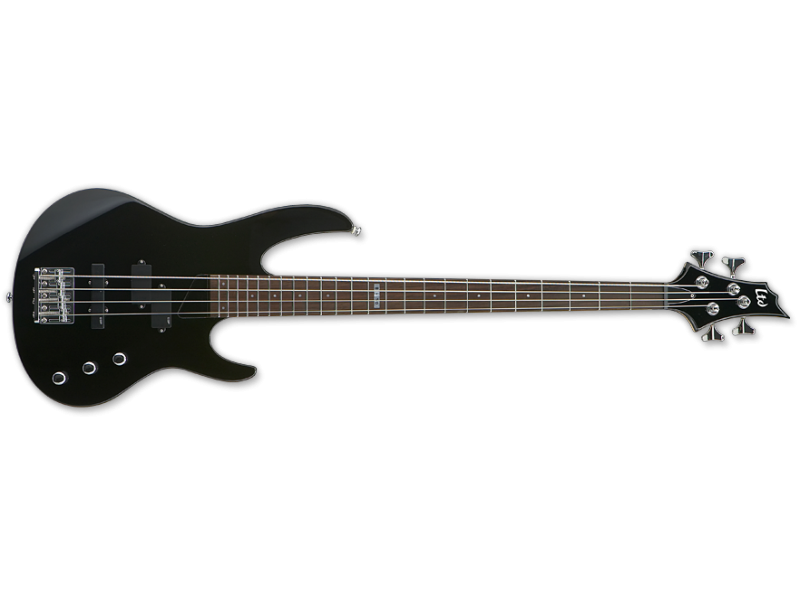 ESP LTD B-50 BASS GUITAR BLACK