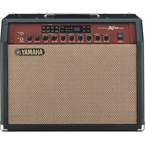 YAMAHA DG80-210A 80-WATT DIGITAL GUITAR AMPLIFIER NOS