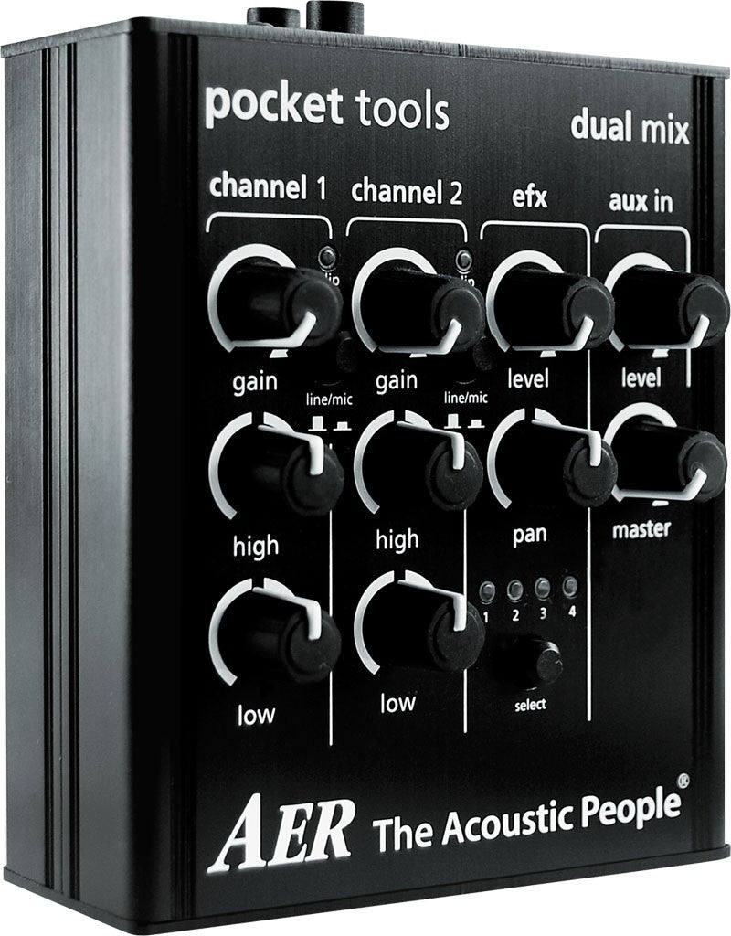 AER POCKET TOOLS DUAL MIX