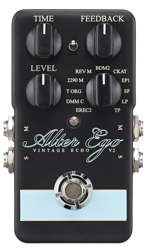 TC ELECTRONIC ALTER EGO V2 – VINTAGE ECHO