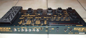 ZOOM GFX8 GUITAR EFFECTS PROCESSOR NOS