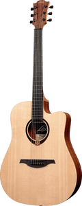 LAG T70DCE Dreadnought cutaway electro