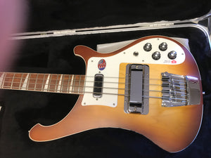 "RICKENBACKER 4003 AUTUMN GLO ""LIMITED EDTITION"""