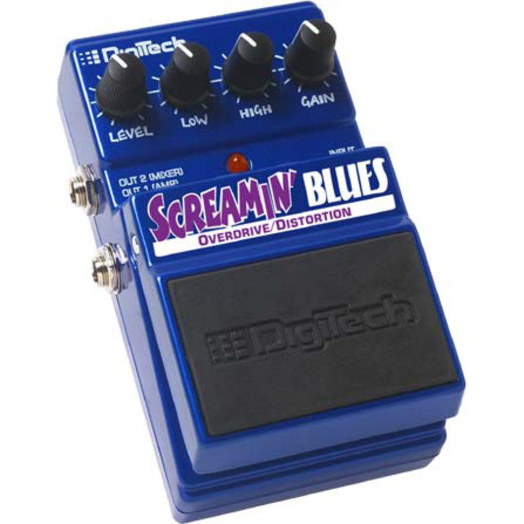 DigiTech DSB Screamin Blues Distortion Pedal
