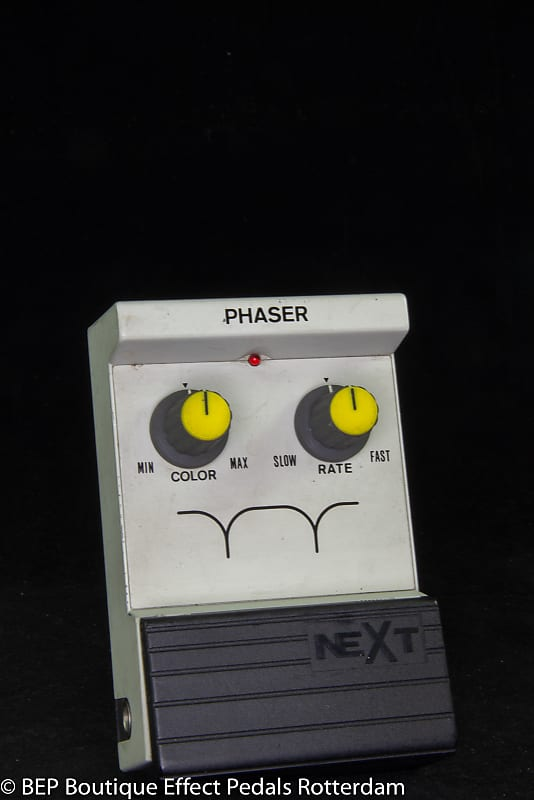 NEXT PH-500 Phaser pedal NOS