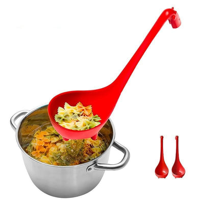 Monster Ladle and Colander Set (Various Colors)