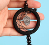 Skull Dream Catcher Decor