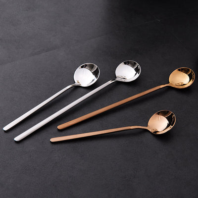 Maida - Long Handle Dessert Spoon