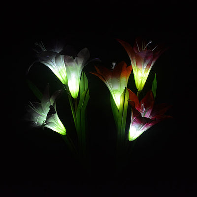 Lovely Lily Solar Powered LED Lights