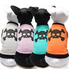 Skull Cotton Dog Breathable Shirt
