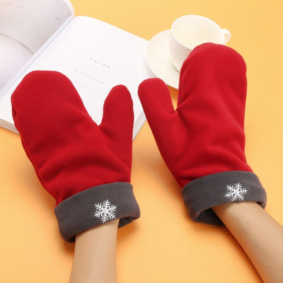 Couples Mittens