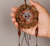 Rattan - Skull Dream Catcher Decor