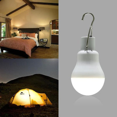 Portable Outdoor Polar Power LED Light Bulb