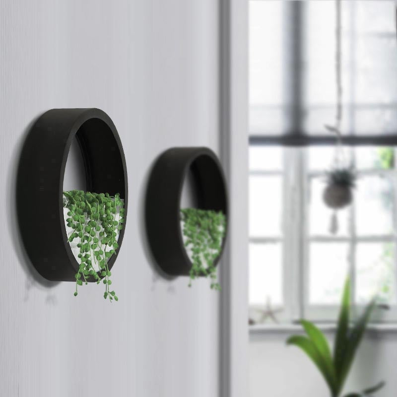 Nova Modern Nordic Wall Vases Secret Warehouse