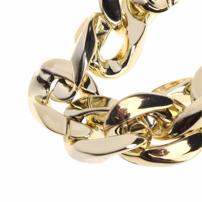 Gold Chain Pets Collar