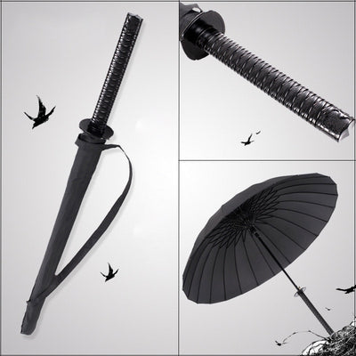Ninja Samurai Umbrella