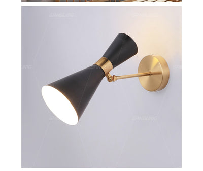 Harrison - Modern Adjustable Wall Lamp