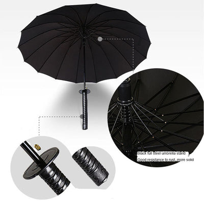 Samurai Katana Umbrella