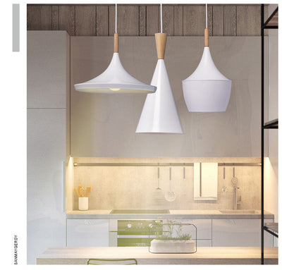 Jule - Modern Iron Pendant Light