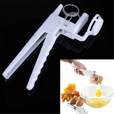 Automatic Egg Cracking Tool