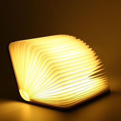 Magnetic Foldable LED Book Lamp