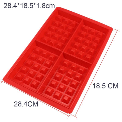 Silicone Waffle Shaper