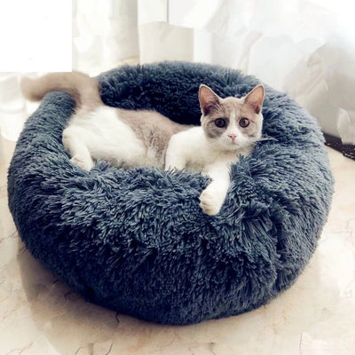 Fluffy Marshmallow Cat & Dog Bed