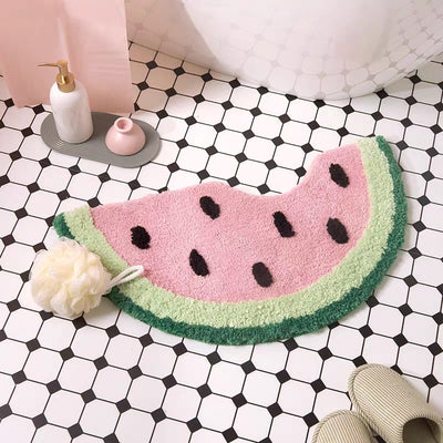Watermelon Shaped Carpet