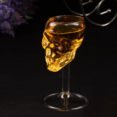Handmade Skull SHOT Glass