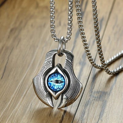 Dragon Eye Vintage Pendant