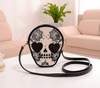 High Quality Mini Messenger Phone Skull Bag