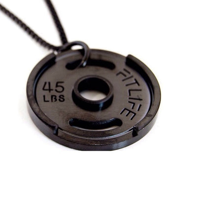 Weight Plates Fit-Necklace