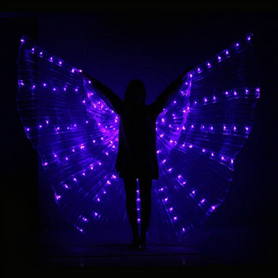 Luminous Dance Wings