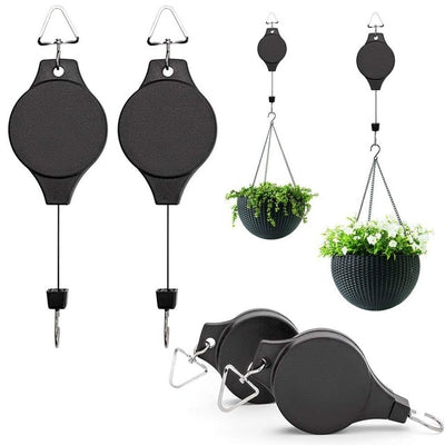 Easy Pull Plant Hook (4 pcs set)