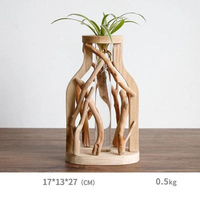 Pure Woodwork Vase