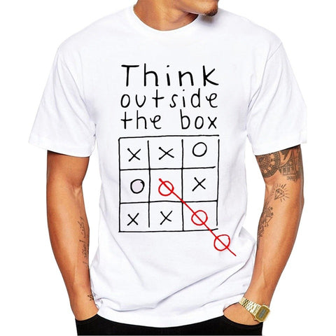 Think Out Side Cool The Box Tee