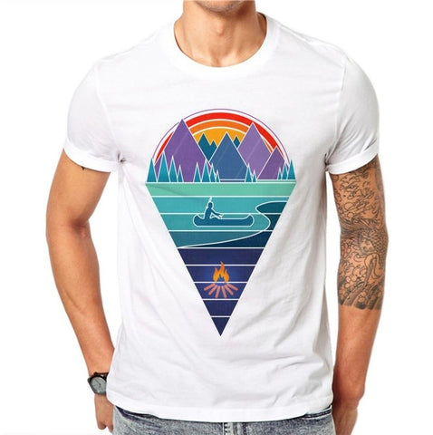 Summer Mountains T-shirts